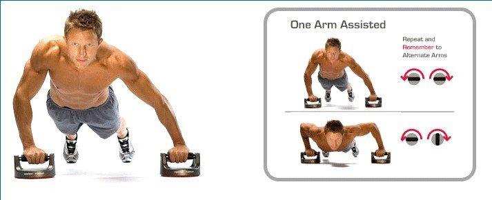 Как сделать руки сильными отжиманиями - УО РМД