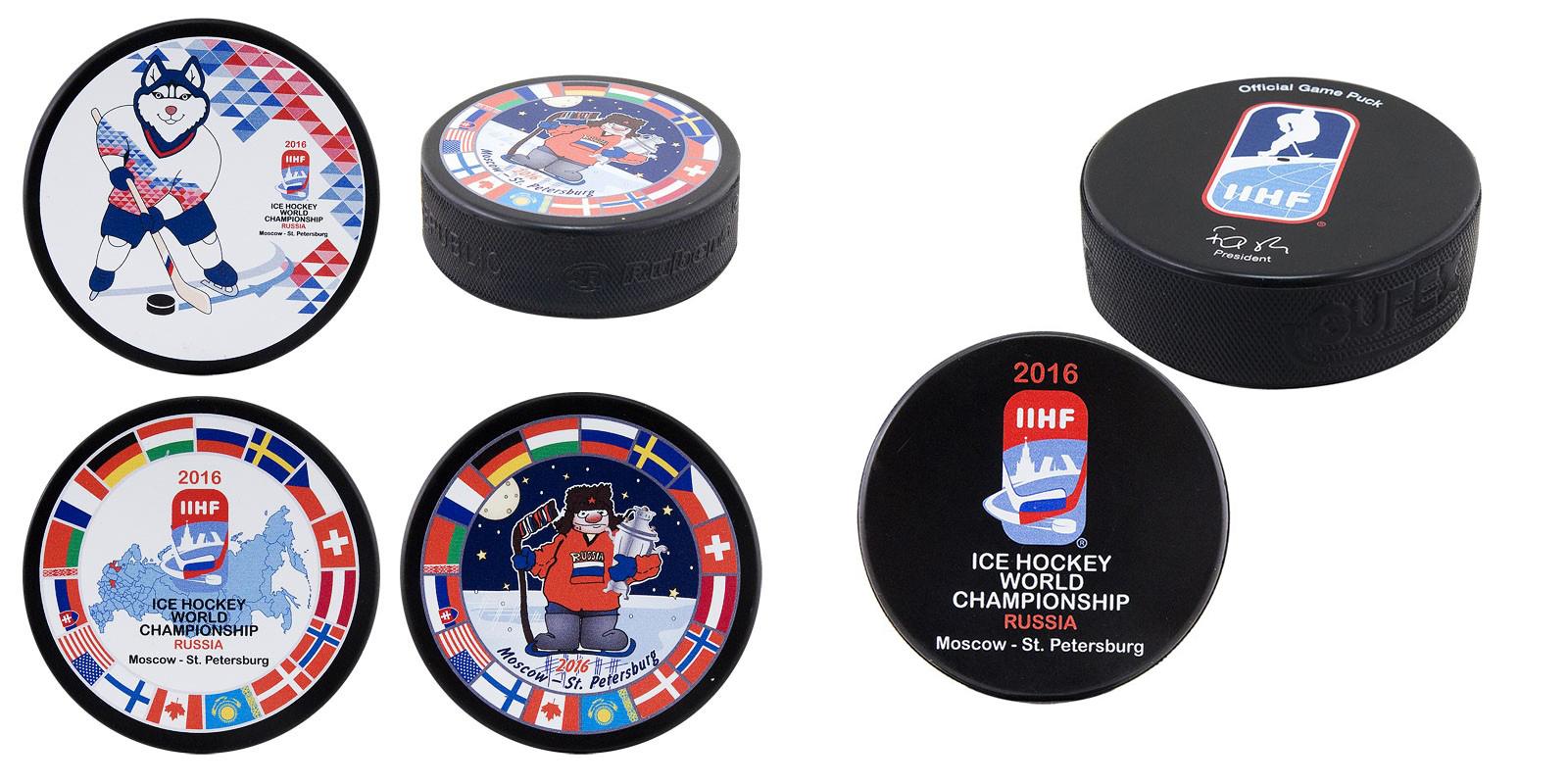 Хоккейная шайба в подарок 86