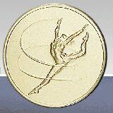 Вставки для медалей и кубков La Fete Du Sport B213 худ. гимнастика