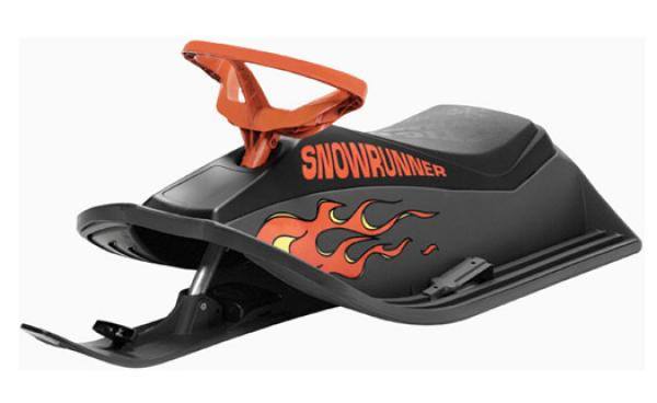 Снегокат Stiga Snow Runner Flames