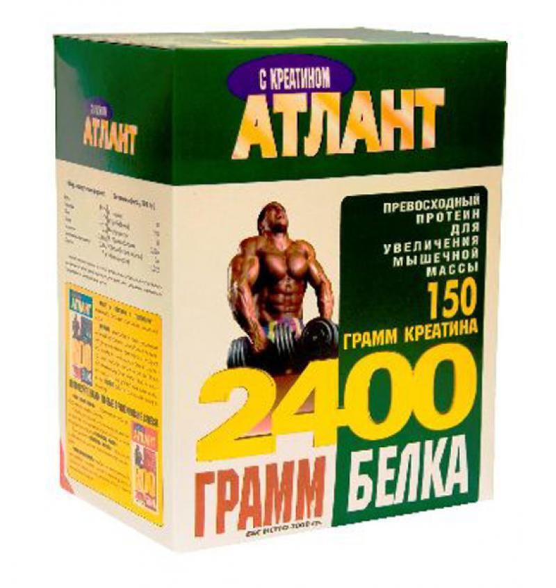 купить протеин атлант 3 кг