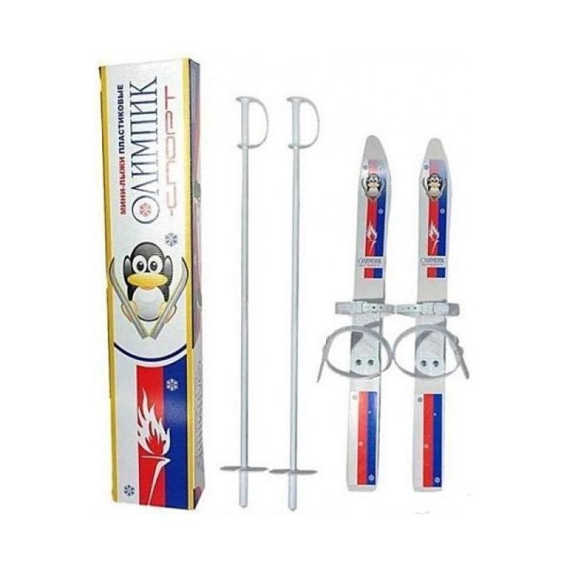 Мини-лыжи Олимпик с палками