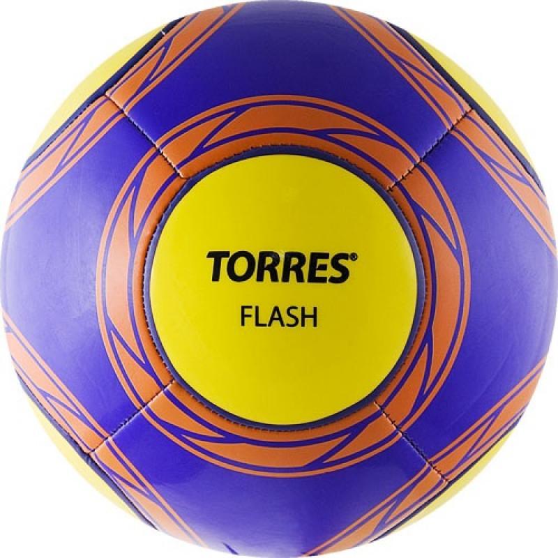 Мяч футбольный TORRES Flash