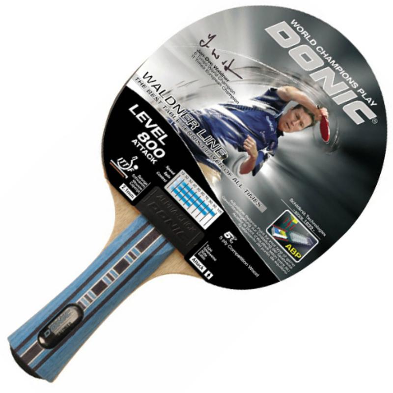 Ракетка для н/тенниса  Donic Waldner 800