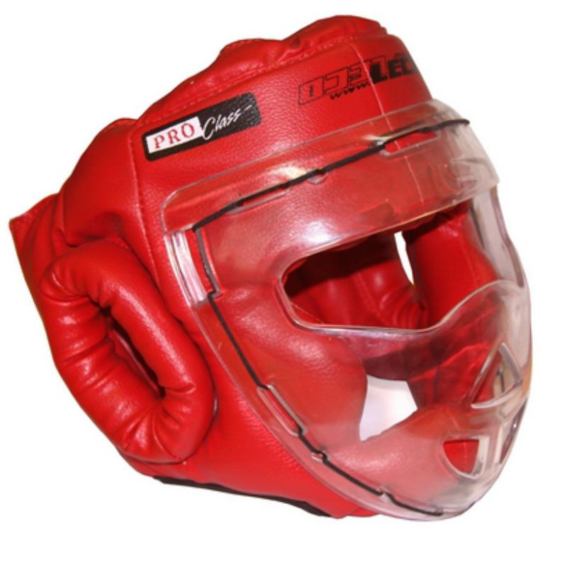 Шлем для бокса с защитой лица купить
