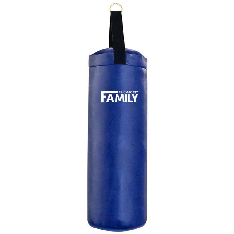 Мешок боксерский Family DZB 02-40 40 см, диаметр 15 см, вес 2 кг, иск кожа