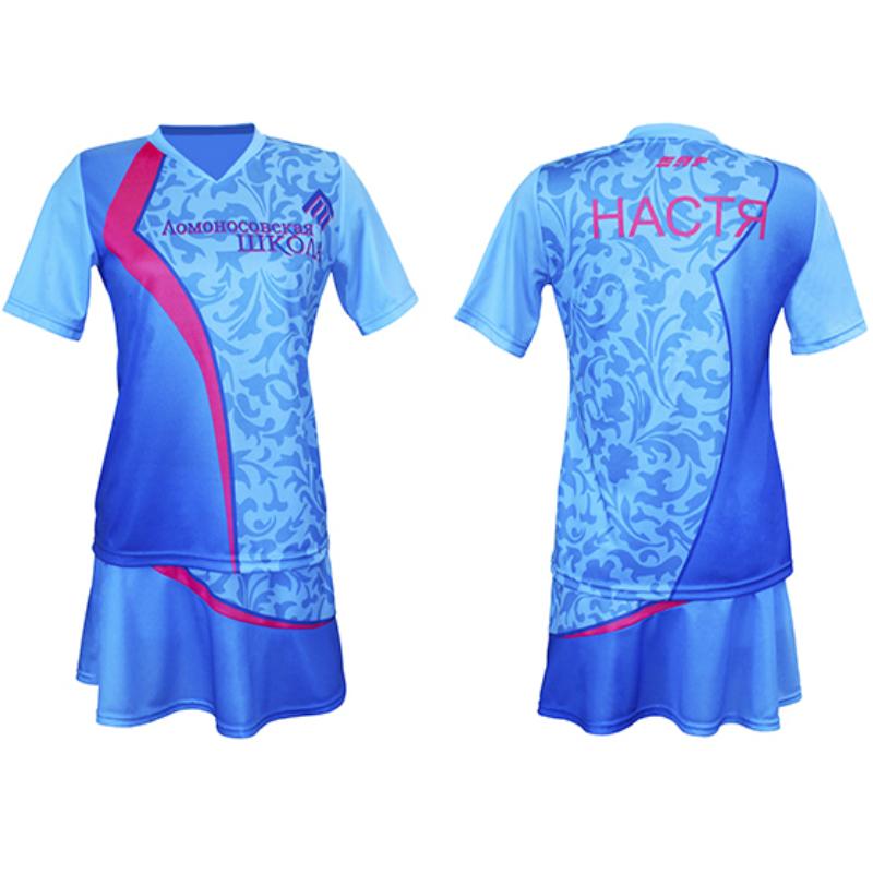 Форма волейбольная сублимационная женская fdd857cb491