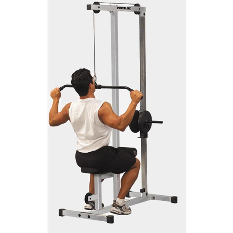 Тренажер для широчайших мышц спины своими руками