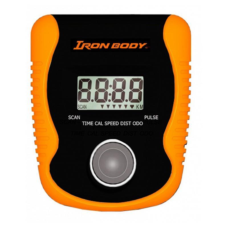 Велотренажер Iron Body 7041BK - фото 6