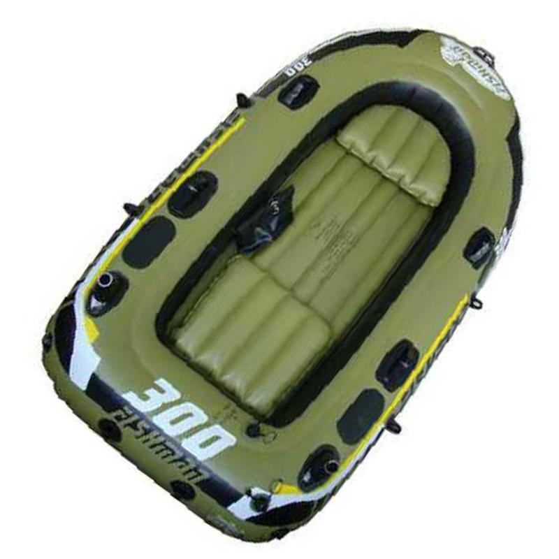 надувная лодка или кастрюля