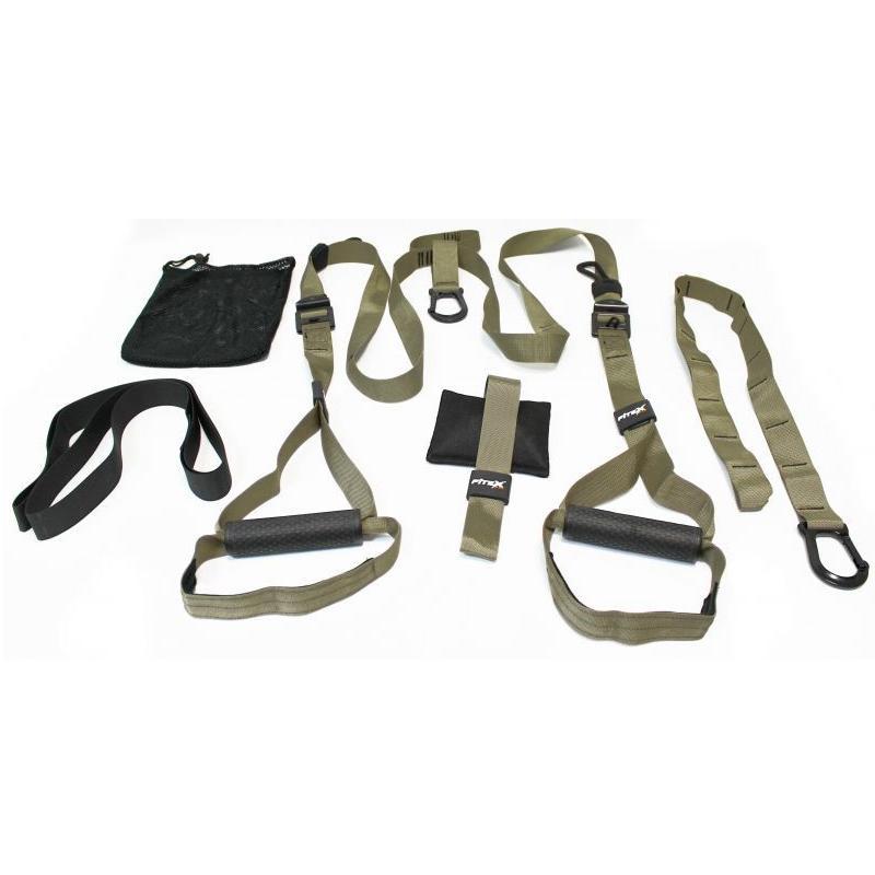 Набор лямок для функционального тренинга 44x44x50 см FITEX PRO FTX-1327