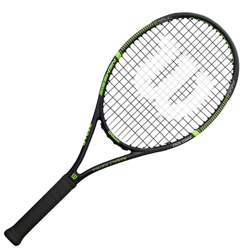 Ракетка для большого тенниса WILSON Nemesis PRO100 8993c21e8c16b