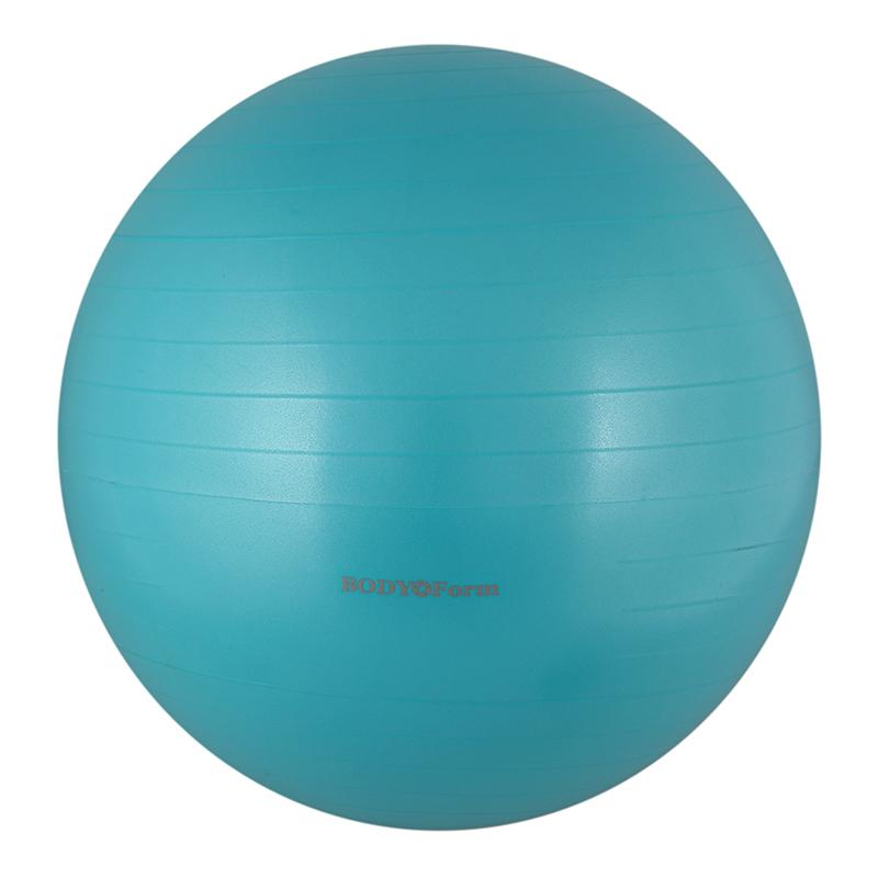 Мяч гимнастический BODY FORM BF-GB01AB (55 см, антивзрыв)