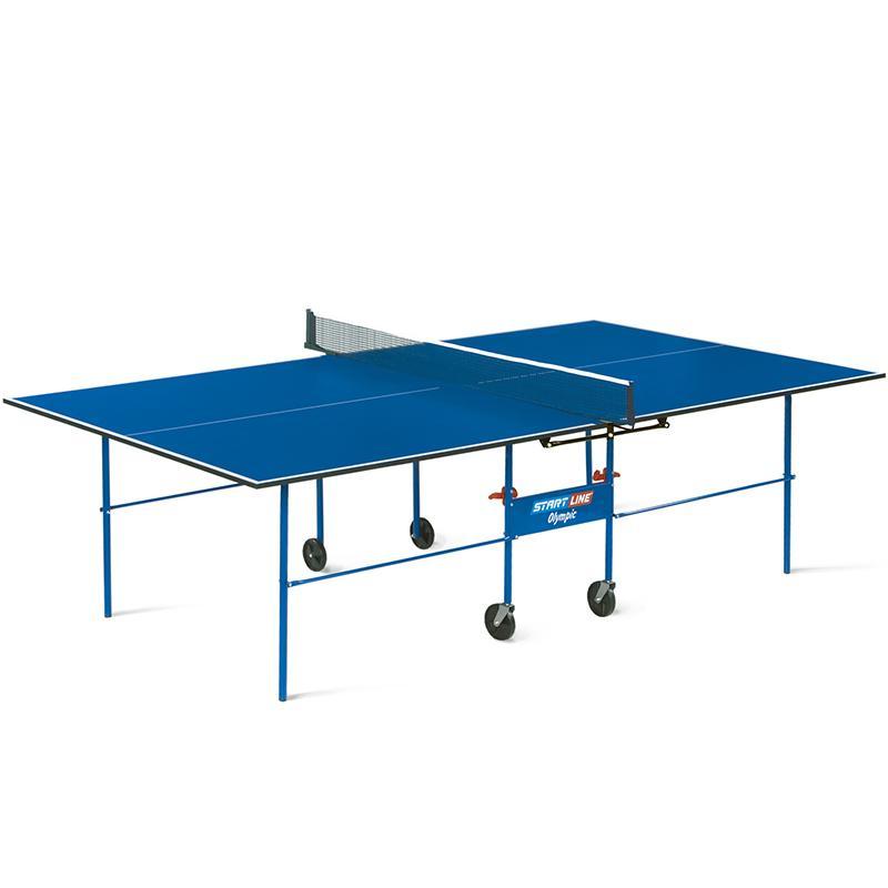 Теннисный стол домашний Start Line OLIMPIC (с сеткой)