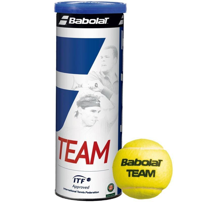 Мяч для большого тенниса BABOLAT Team 3B (3 шт.)