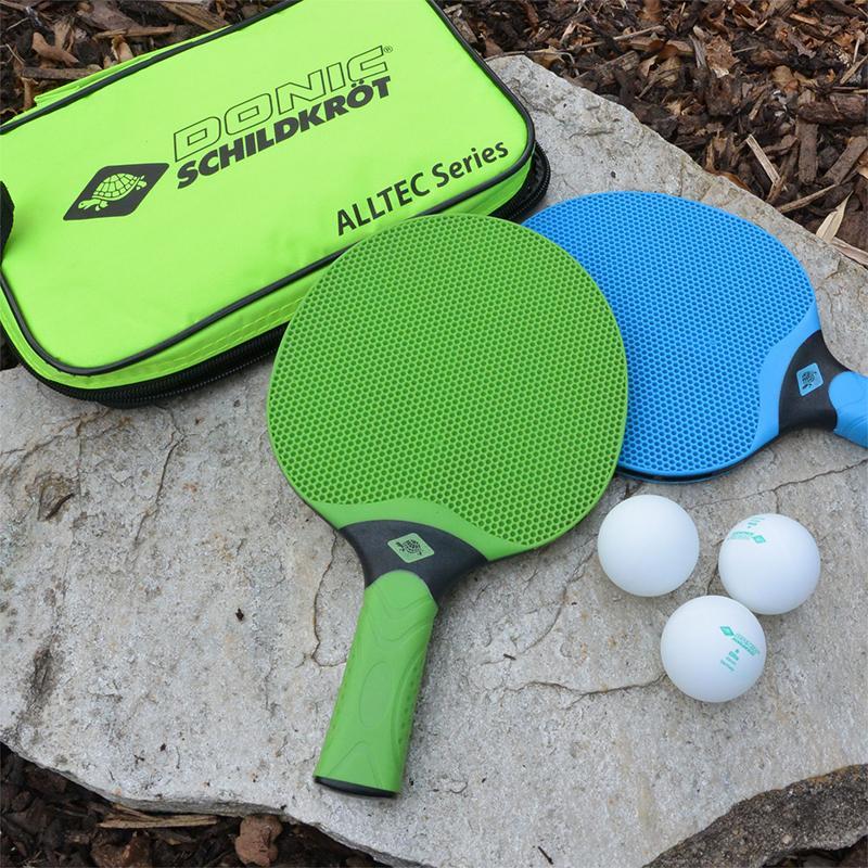Набор для настольного тенниса DONIC Alltec Hobby Outdoor (2 ракетки ... 9d860c50d47e3