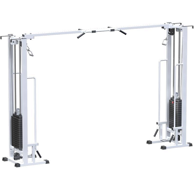 Кроссовер на базе реабилитационной рамы (стек 2х75 кг) AR082