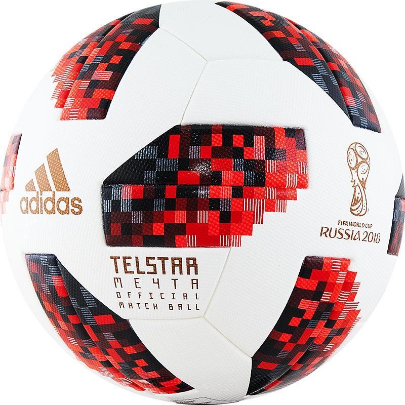 Мяч футбольный ADIDAS WC2018 Telstar Мечта OMB