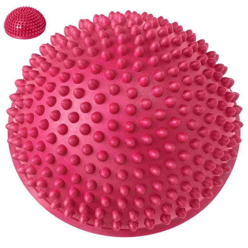 Полусфера массажная круглая надувная СХ C28913 (d-16 см)