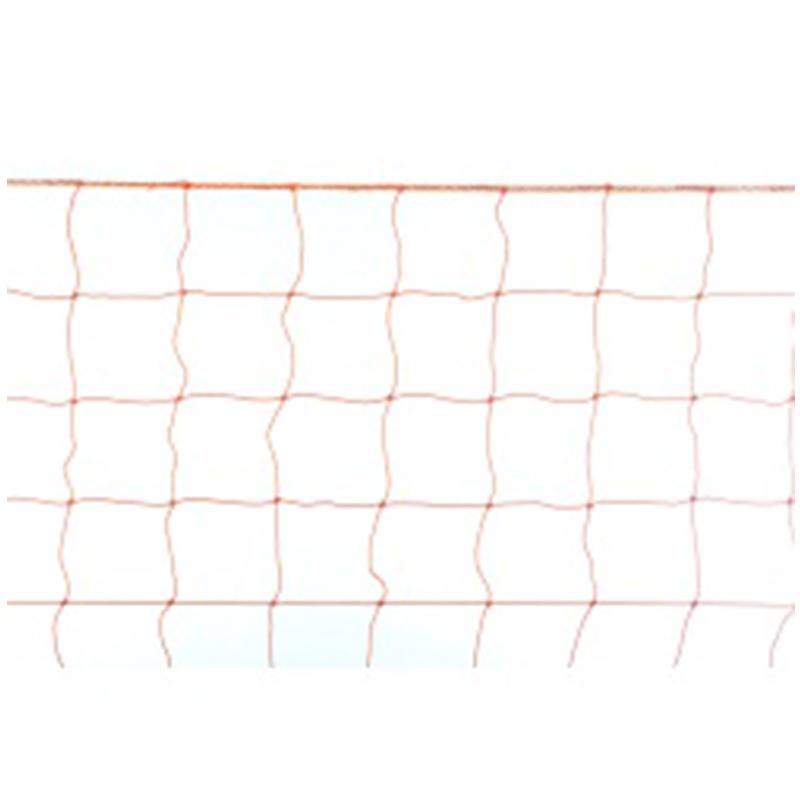 Как связать сетку для футбольных ворот своими руками 2