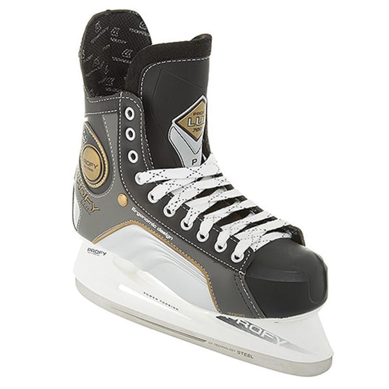 Коньки хоккейные СК Profy Lux 7000