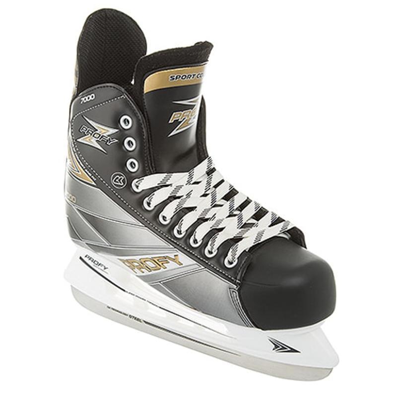 Коньки хоккейные СК Profy Z 7000
