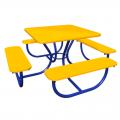Стол со скамьями МФ-1.2.08.01