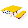 Стол со скамьями МФ-1.2.08.04