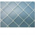 Заградительная (защитная) сетка для спортзалов и  спортплощадок Стандарт, нить - 2,2мм арт.10022, ячейка 100x100 мм