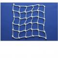 Заградительная (защитная) сетка для спортзалов и  спортплощадок Стандарт, нить - 4мм арт.1004, ячейка 100x100 мм