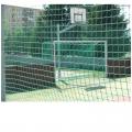 Заградительная (защитная) сетка для спортзалов и  спортплощадок Стандарт, нить - 3мм арт. 4030, ячейка 40x40 мм