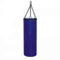Мешок боксерский ЛЕКО Стартер 100 см, диаметр 30 см, вес 50 кг, тент