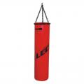 Мешок боксерский ЛЕКО ПРО 110 см, диаметр 30 см, вес 50 кг, тент
