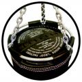 Мешок боксерский ЛЕКО ЭЛИТ 145 см, диаметр 35 см, вес 100 кг, нат кожа