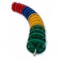 Дорожка разделительная для бассейна УНИВЕРСАЛ L=25 м D=125 мм 022-0874