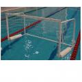 Ворота для водного поло (2,0х0,9 м), свободноплавающие (с сетками)