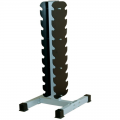 Стойка для фитнес гантелей на 10 пар DK А515