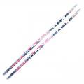 Пластиковые беговые лыжи STC 175-205 см