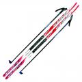 Лыжный комплект 180-205 см с креплениями NNN (без палок)