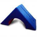 Арка треугольная 50х50х40 d-34см (поролон, винилискожа)