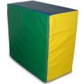 Прямоугольник 48х48х24 см (поролон, винилискожа)