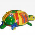 Черепаха - Дидактическая d -80см (поролон, искусственная кожа) арт.4524