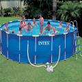 Бассейн INTEX Metal Frame 28252 (549 х 122 см)