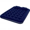 Кровать BESTWAY 67374 (203х152х22 см) + 2 подушки