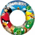Круг для плавания BESTWAY Angry Birds 96102, 56 см