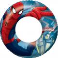 Круг для плавания BESTWAY Spider-Man 98003, 56 см, 3-6 лет