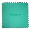 Мат гимнастический Татами Kampfer с видом крепления ласточкин хвост 1х1 м, толщина 40 мм