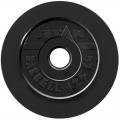 Диск обрезиненный TITAN 1,25 кг диаметр 26 мм, 31 мм, 50 мм