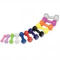Набор виниловых гантелей Body Solid от 0,5 кг до 6,8 кг 12 пар арт. BSTWDS164