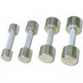 Гантельный ряд MB-FitM-1-10 от 1 кг до 10 кг с шагом 1 кг